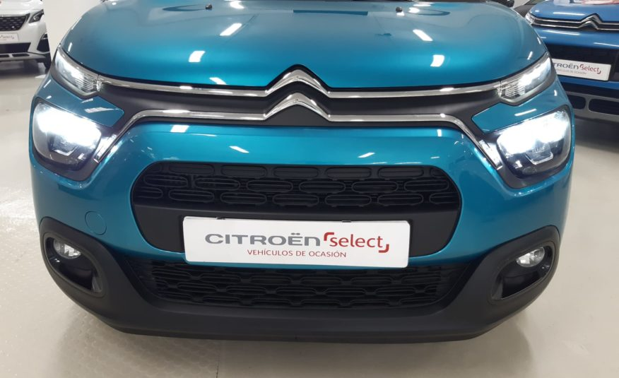 CITROEN C3 BlueHDi 100cv S&S FEEL PACK